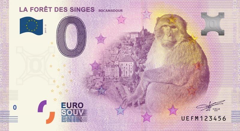 Billets 0 € Souvenirs = 80 Uefm212