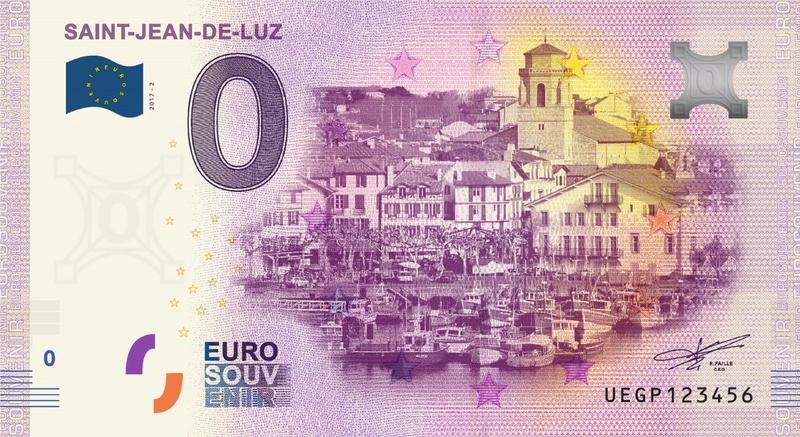 Billets 0 € Souvenirs  [Nouvelle Aquitaine = 73] Uegp10