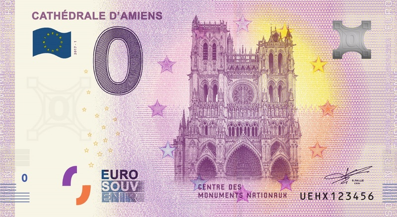 Billets 0 € Souvenirs  =  38 Uehx110