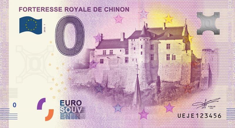 Chinon (37500)  [UEJE] Ueje110