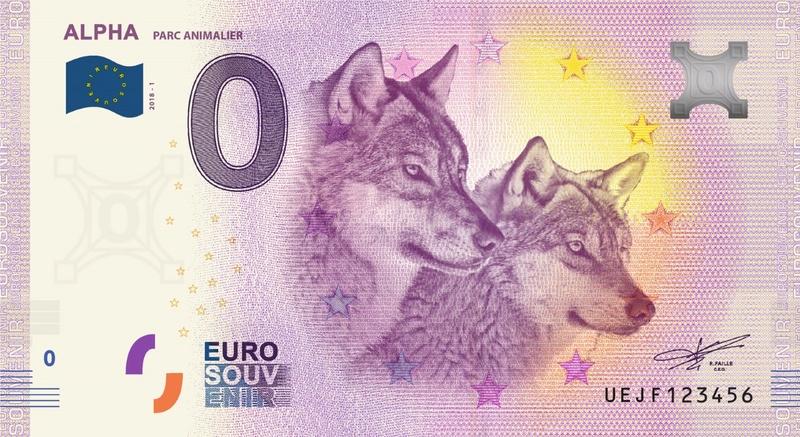 Billets 0 € Souvenirs  [SUD = 62] Uejf110