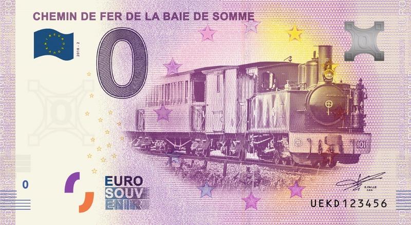Saint-Valéry-sur-Somme (80230)  [Chemin Fer Baie Somme] Uekd210