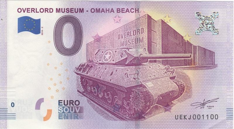 Billets 0 € Souvenirs [Normandie = 51] Uekj2-10