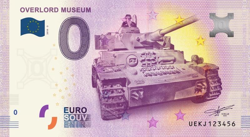 Billets 0 € Souvenirs [Normandie = 51] Uekj310