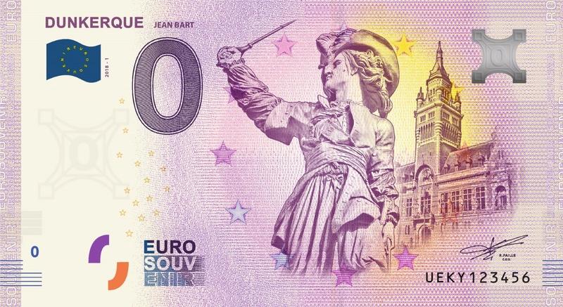 Billets 0 € Souvenirs  =  38 Ueky110