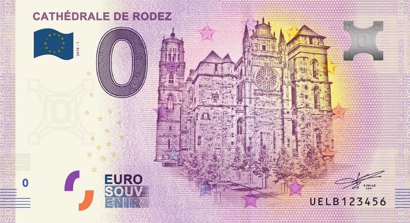 Billets 0 € Souvenirs = 80 Uelb110