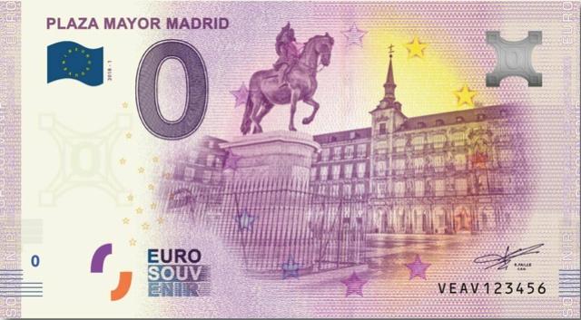 Billets Touristiques 0€ 2018 (23) Veav110