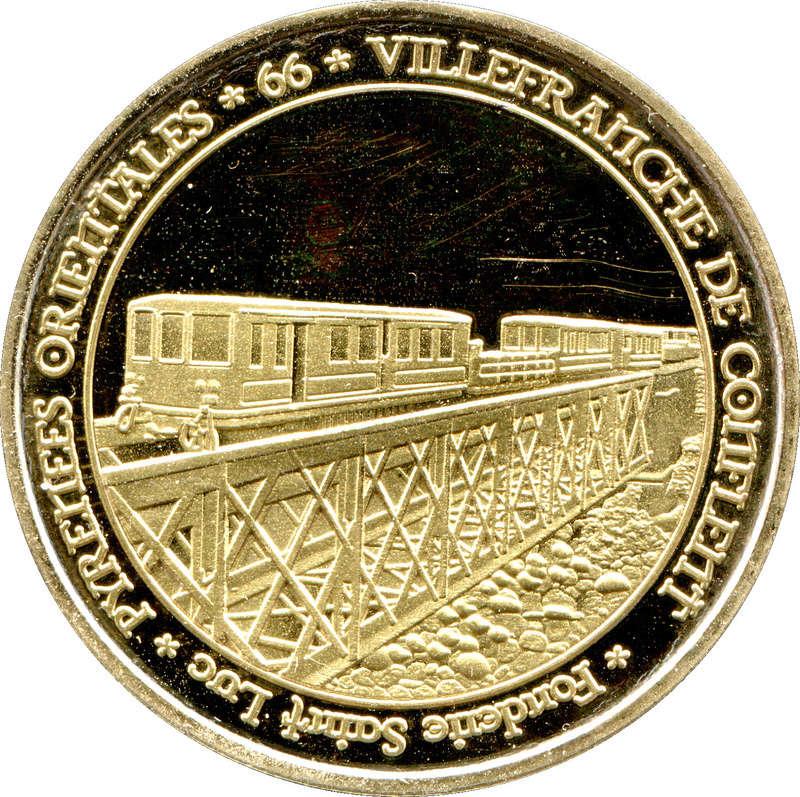 Villefranche-de-Conflent (66500)  [Liberia] Villef10