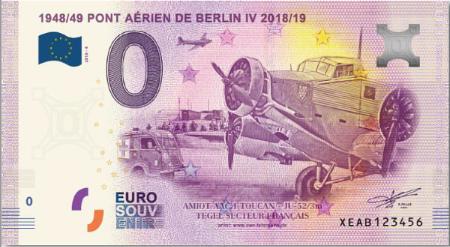 Billets souvenirs 2018 (129 + 32) Xeab-212