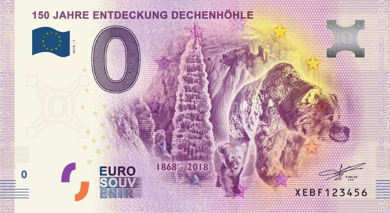 Billets souvenirs 2018 (129 + 32) Xebf110