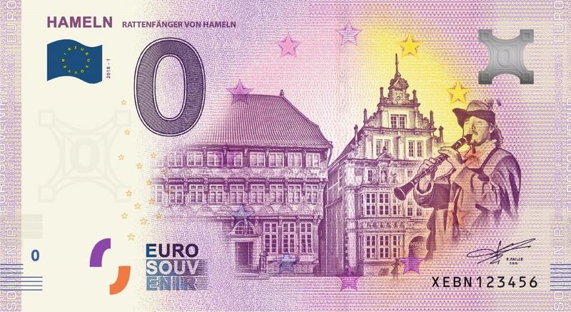 Billets souvenirs 2018 (129 + 32) Xebn110