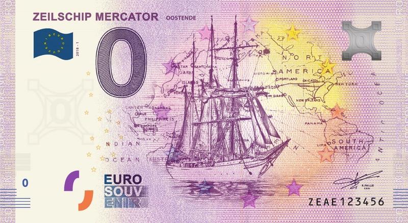 Oostende  [Mercator ZEAE] Zeae110