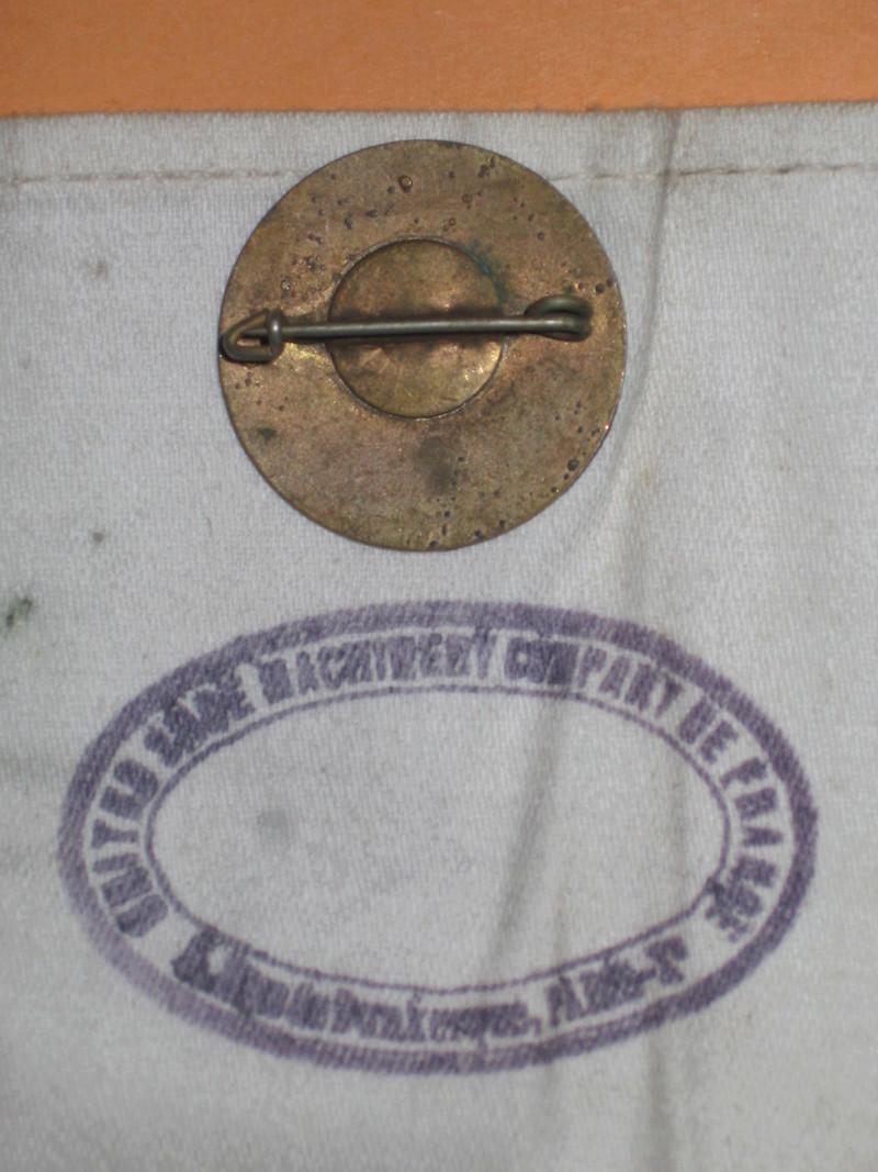 Insigne inconnu Brasdp11