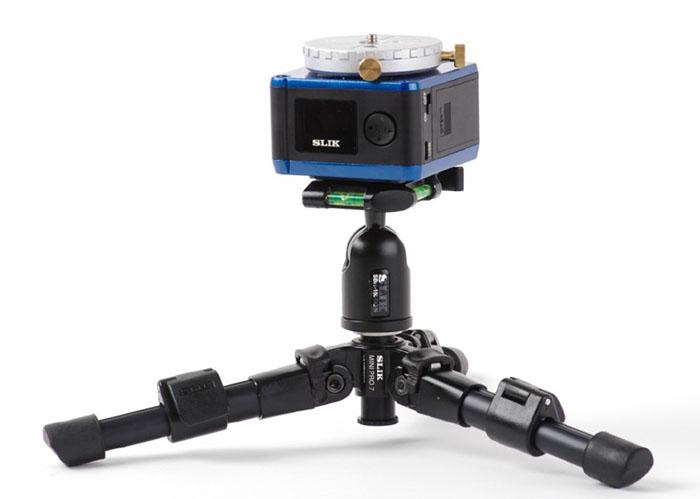 SLIK ECH-630 : une monture équatoriale pour l'astrophotographie 17101610