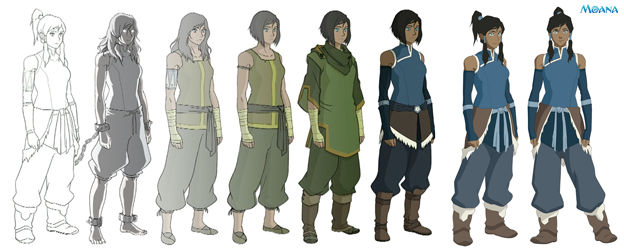 Moana IKUMA - Le dernier Avatar  Physiq10
