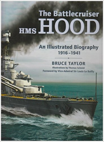 HMS Hood  Heller au 1/400 51kkcq10