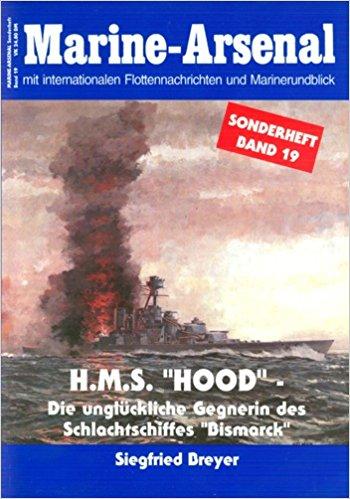 HMS Hood  Heller au 1/400 61i96t10