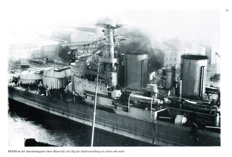 HMS Hood  Heller au 1/400 - Page 2 Img8610