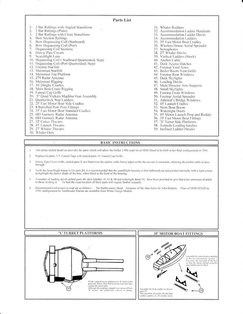 HMS Hood  Heller au 1/400 - Page 2 Img_2020