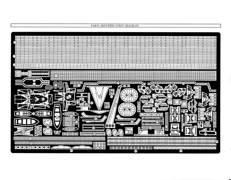 HMS Hood  Heller au 1/400 - Page 2 Img_2022