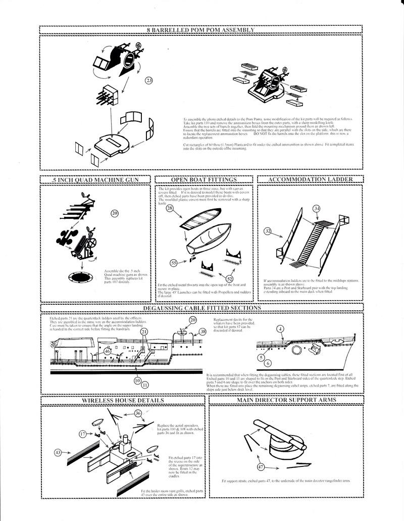 HMS Hood  Heller au 1/400 - Page 2 Img_2023
