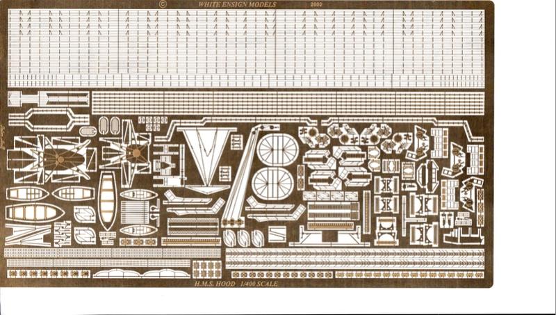 HMS Hood  Heller au 1/400 - Page 2 Img_2024