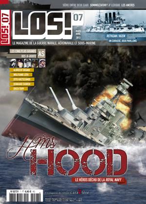 HMS Hood  Heller au 1/400 Los-710