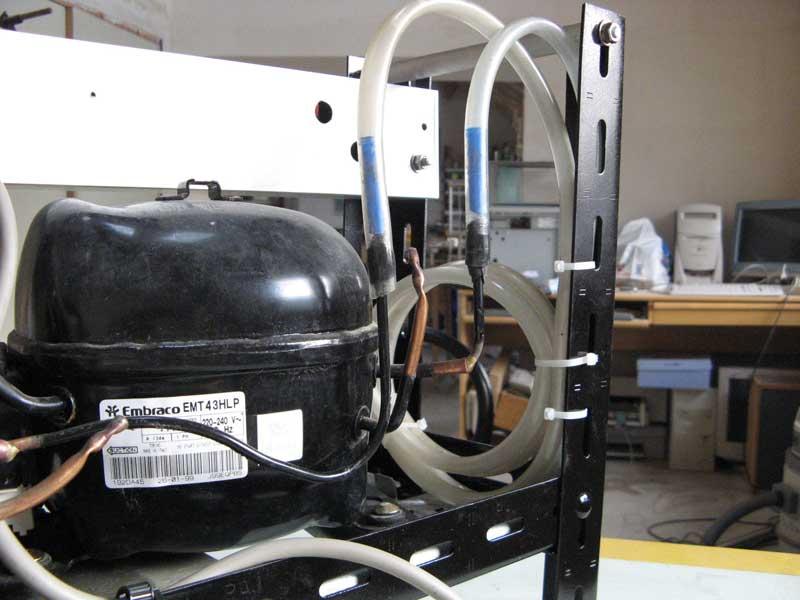 VENDUE Pompe à vide DIY avec vacuostat électronique Sortie10