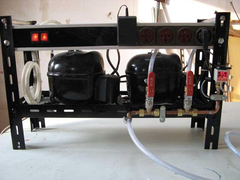 VENDUE Pompe à vide DIY avec vacuostat électronique Vuegen10