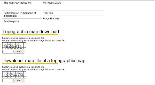 trajet et traces Map_te12