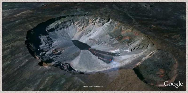 L'image du mois de janvier 2011 Piton10