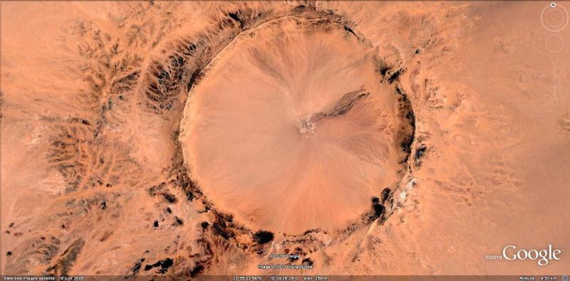 Cratère Tenoumer - Mauritanie Tenoum11