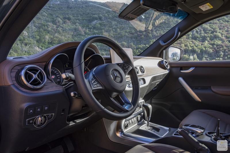 2017 - [Mercedes] Classe X Pickup - Page 5 Essai_10