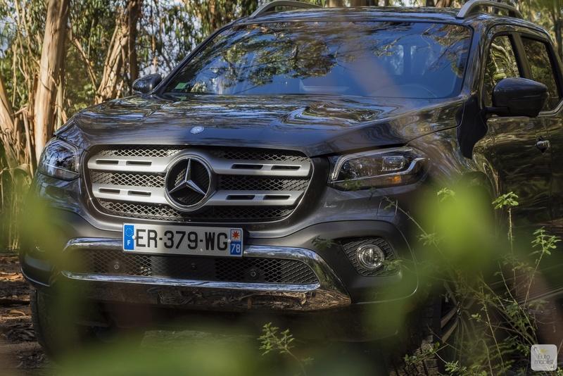 2017 - [Mercedes] Classe X Pickup - Page 5 Essai_11