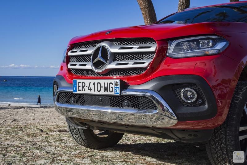 2017 - [Mercedes] Classe X Pickup - Page 5 Essai_12