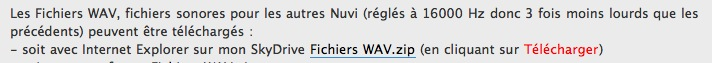 "Quel fichier ""wav"" Captu121"