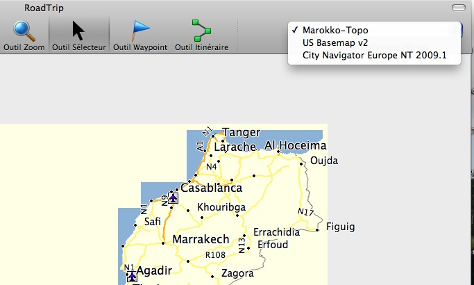 mapsource sur mac Captur28