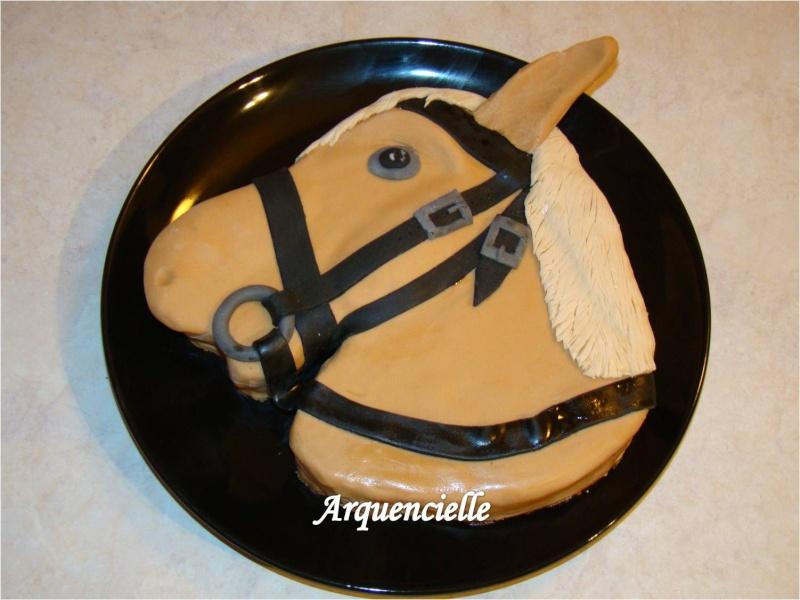 cheval, zèbre et licorne - Page 5 Gateau11