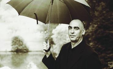 Pascal Charpentier « L'homme qui s'efface » … et qui s'envole 20110310