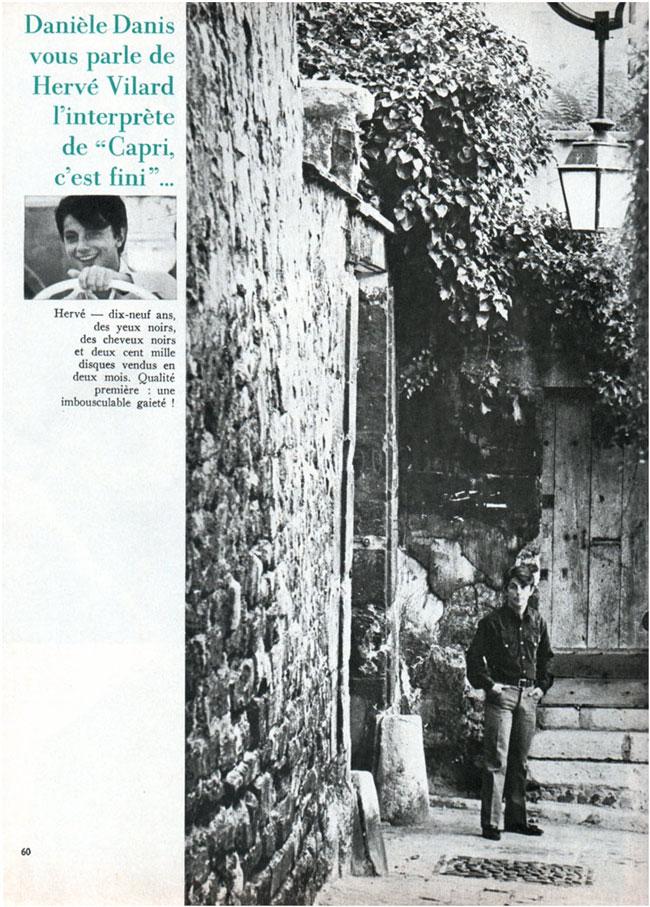 les garcons de la rentree Hervé Vilard et Christophe Ageten11
