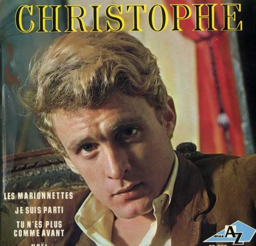 1965 Les marionnettes - Je suis parti - Tu n'est plus comme avant - Noël  1 ère pochette Clip_i10