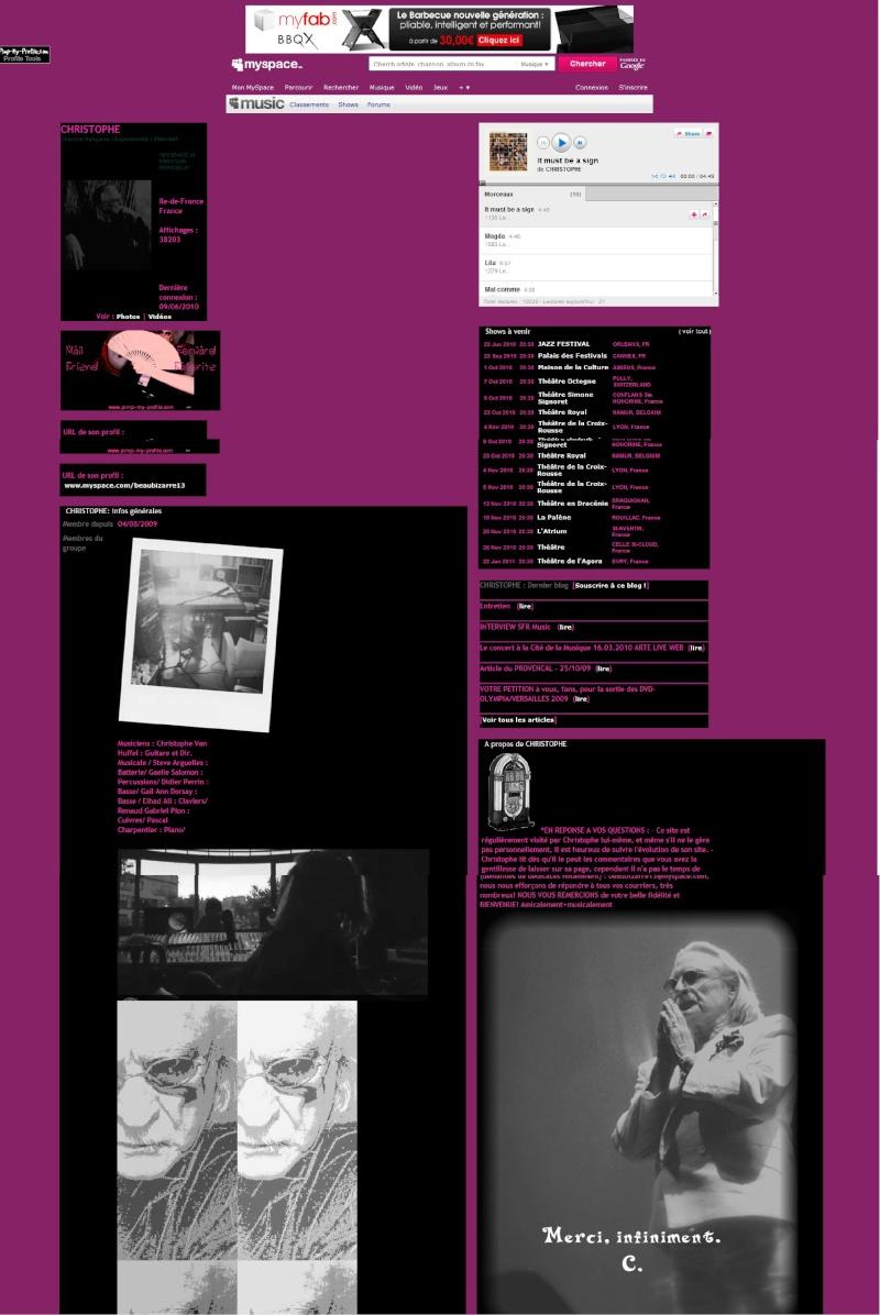 Le myspace officiel Doc710