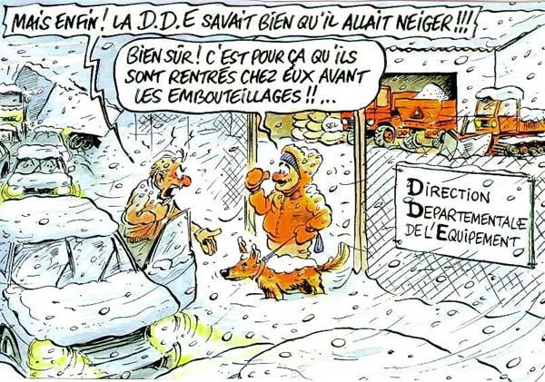 la Provence sous la neige - Page 2 Dde110