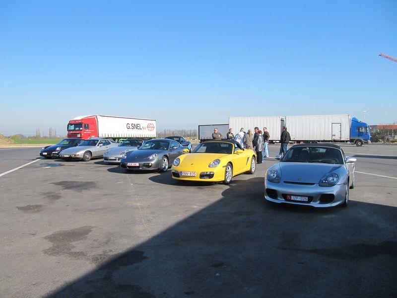 Compte rendu des Porsche days 2010 - Page 2 Porsch19