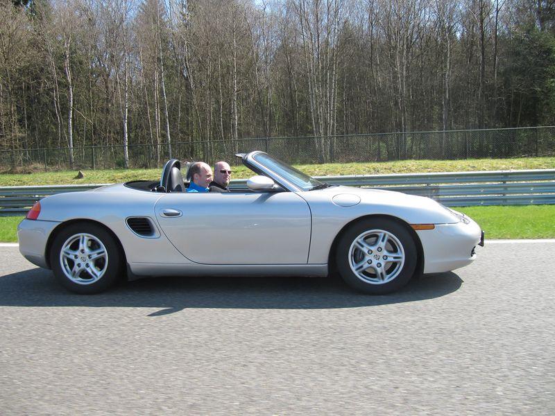 Compte rendu des Porsche days 2010 Porsch35