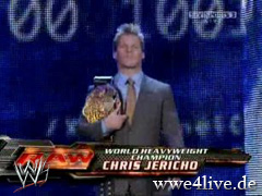 Steve Austin vs Chris Jericho vs The Brian Kendrick(Triple Treath Match) Jerich13