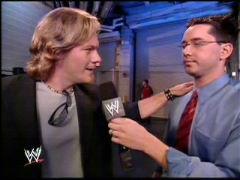 Steve Austin vs Chris Jericho vs The Brian Kendrick(Triple Treath Match) Y2j10
