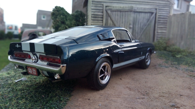 '67 mustang Shelby GT -350 Photo_28