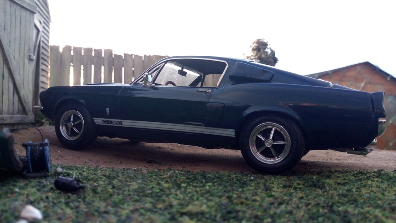 '67 mustang Shelby GT -350 Photo_29