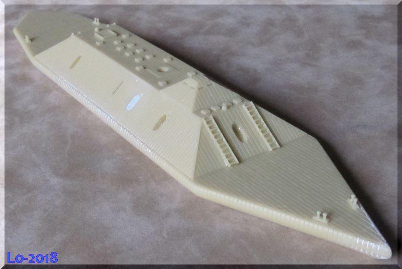 CSS Atlanta - Verlinden - 1/200ème Avant_10